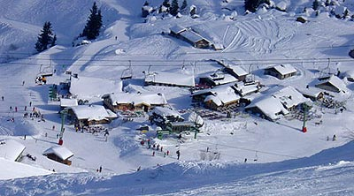 accommodation in Chatel